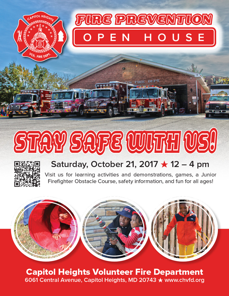 2017 Fire Prevention Open House